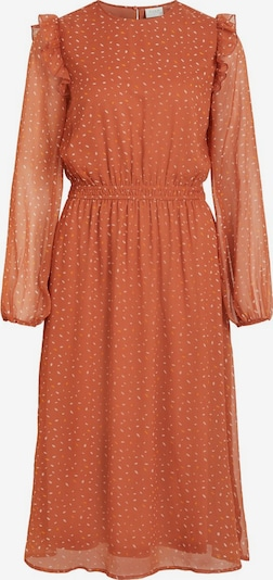 VILA Robe en orange, Vue avec produit