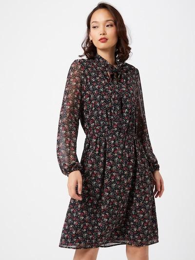 ESPRIT Kleid 'Fluent' in schwarz, Modelansicht