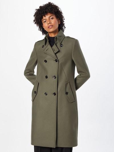 DRYKORN Mantel 'Harleston' in oliv, Modelansicht