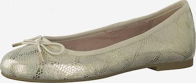 TAMARIS Ballerina in beige, Produktansicht