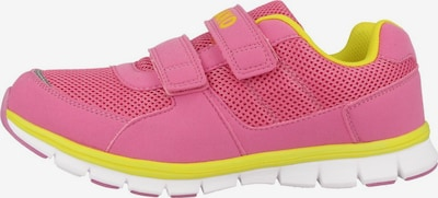 JAKO Sportschuh 'Striker' in neongelb / pink, Produktansicht
