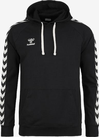 Hummel Sportsweatshirt in schwarz, Produktansicht
