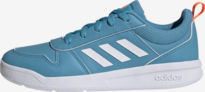 ADIDAS PERFORMANCE Sportschoen 'Tensaur' in de kleur Smoky blue / Sinaasappel / Wit, Productweergave