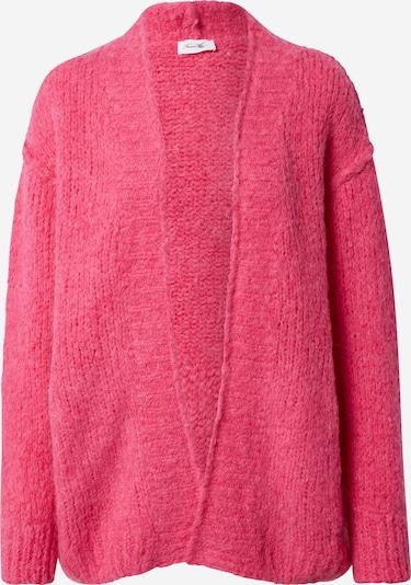 Geacă tricotată 'Tudbury' AMERICAN VINTAGE pe roz, Vizualizare produs