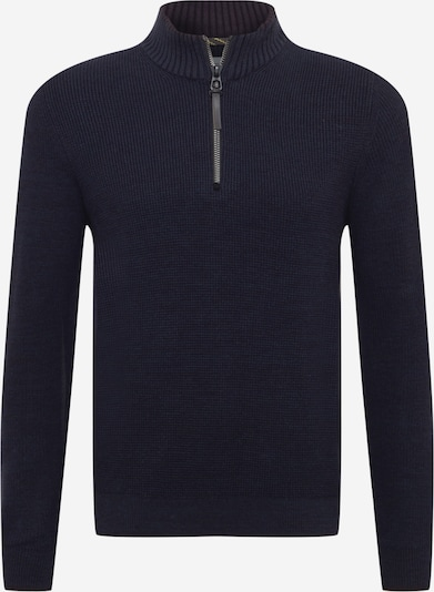 CAMEL ACTIVE Pullover in nachtblau, Produktansicht