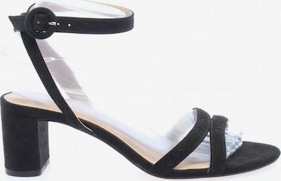 H&M Riemchen-Sandalen in 38 in schwarz, Produktansicht