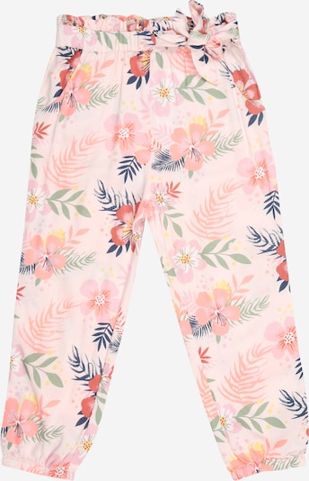 STACCATO Jogginghose in mischfarben / rosa, Produktansicht