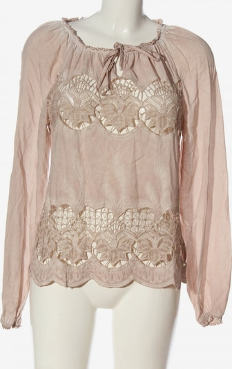 CULTURE Langarm-Bluse in S in nude, Produktansicht