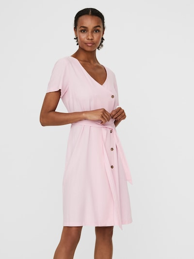Rochie 'ASTIMILO' VERO MODA pe roz, Vizualizare model