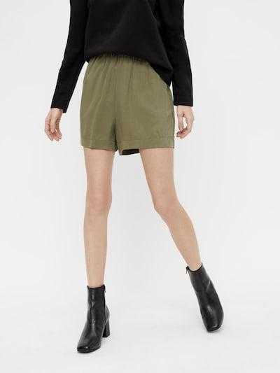 OBJECT Nohavice 'Tilda' - kaki, Model/-ka