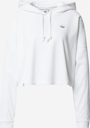 ADIDAS ORIGINALS Sweatshirt in white, Item view