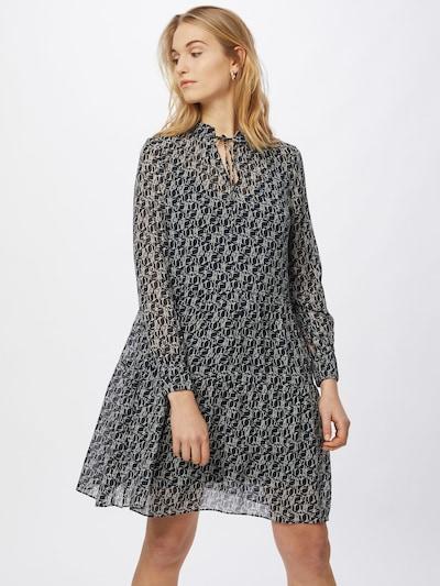 JOOP! Šaty 'Dalika' - tmavomodrá / biela, Model/-ka