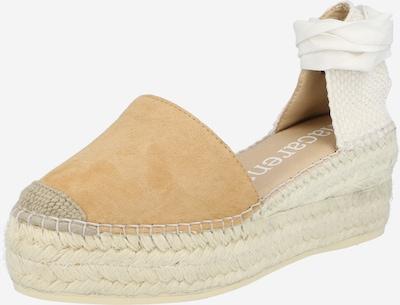 MACARENA Sandale 'Java 30' in beige / weiß, Produktansicht