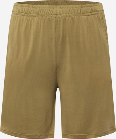 Urban Classics Curvy Pantalon en kaki, Vue avec produit