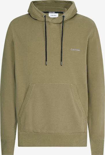 Calvin Klein Sweatshirt in de kleur Kaki, Productweergave