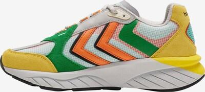 hummel hive Sneaker in beige / gelb / jade / orange / puder, Produktansicht