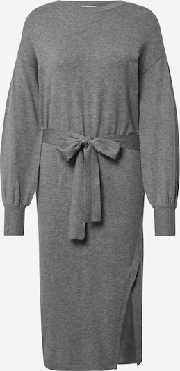 VILA Knitted dress 'Vievie' in Grey, Item view