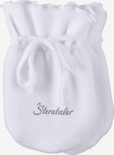 STERNTALER Kratzfäustel Nicki in weiß, Produktansicht