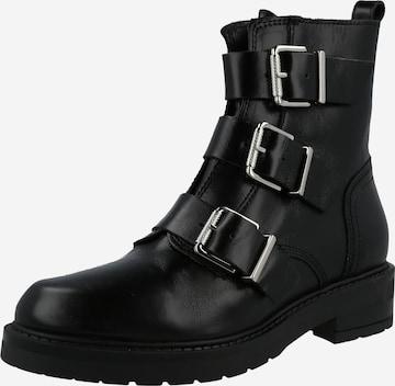 PAVEMENT Boots 'Lexi' i svart