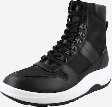 Sneaker alta 'Asher Boot' di MICHAEL Michael Kors in nero