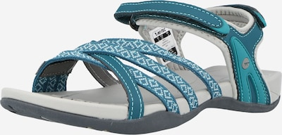HI-TEC Sandale 'SAVANNA II' in petrol / jade, Produktansicht