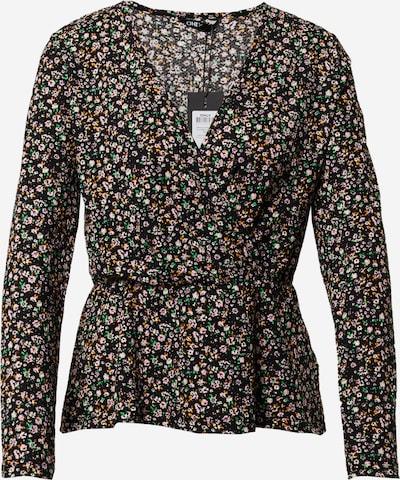 ONLY Shirt 'ZILLE' in mischfarben / schwarz, Produktansicht