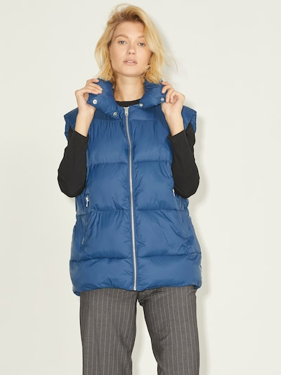 Liemenė 'ELLIE' iš JJXX, spalva – mėlyna, Modelio vaizdas