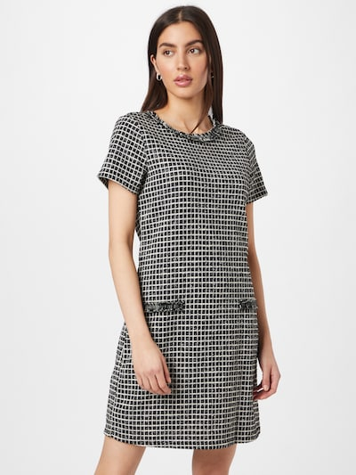 DeFacto Šaty - čierna / biela, Model/-ka