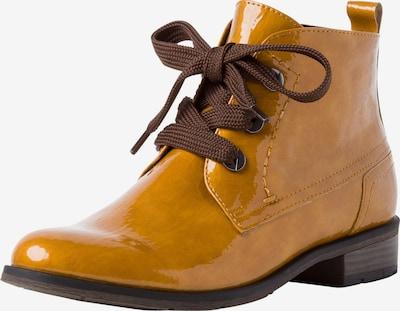 MARCO TOZZI Sienamie zābaki, krāsa - zeltaini dzeltens, Preces skats