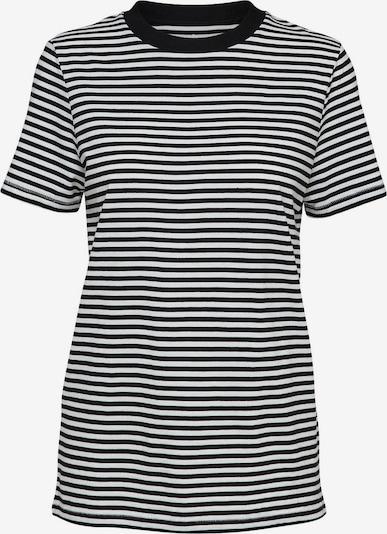 SELECTED FEMME Tričko 'SFMy Perfect Tee' - čierna / biela, Produkt