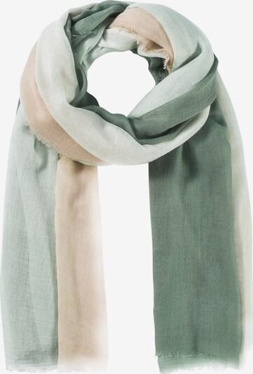HALLHUBER Schal in blau / grün / pink, Produktansicht