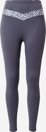Marika Sportovní kalhoty 'JESSE' - tmavě šedá / bílá, Produkt