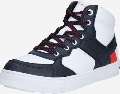 TOMMY HILFIGER Sneaker in blau / weiß, Produktansicht