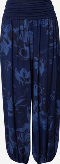 Pantaloni largi 'Jasmin' Hailys pe bleumarin / azuriu, Vizualizare produs