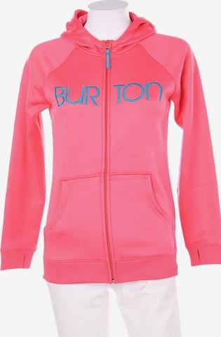 BURTON Jacket & Coat in L in Pink