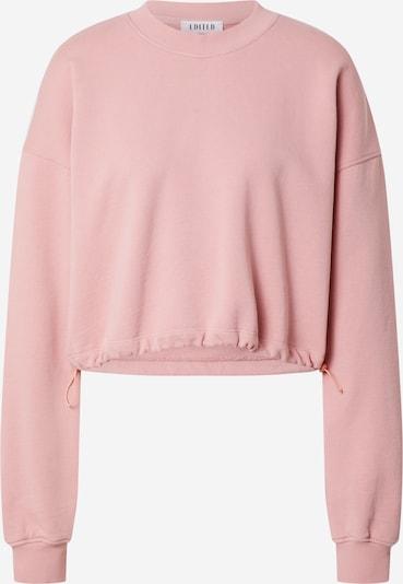 EDITED Sweater majica 'Pearl' u rosé, Pregled proizvoda