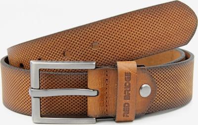 Redbridge Ledergürtel 'Frisco' in cognac, Produktansicht