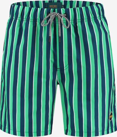Shiwi Kupaće hlače u mornarsko plava / limeta / bijela, Pregled proizvoda