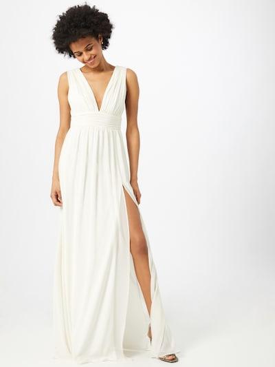 STAR NIGHT Společenské šaty - offwhite, Model/ka