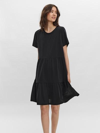 VERO MODA Kleid 'VMFILLI' in schwarz, Modelansicht