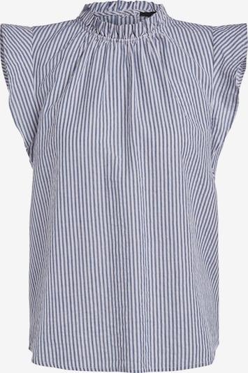 SET Bluse en blau / weiß, Vue avec produit