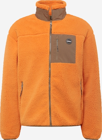ICEPEAK Funktsionaalne fliisjakk 'ASPEN', värv oranž