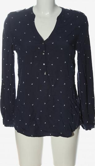 ESPRIT Hemd-Bluse in S in blau / weiß, Produktansicht