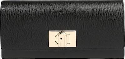 FURLA Πορτοφόλι σε χρυσό / μαύρο, Άποψη προϊόντος