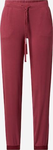 ESPRIT Pyjamahose in Red