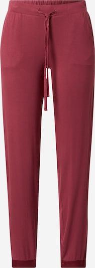 ESPRIT Pyjamahose in rot, Produktansicht