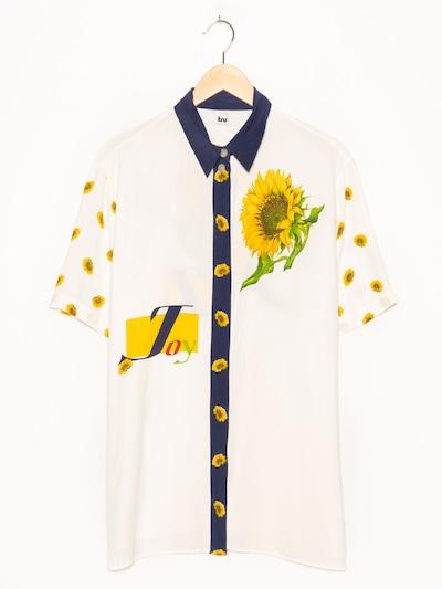 tru Blumenbluse in XL in weiß, Produktansicht