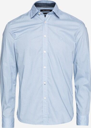Marc O'Polo Hemd in blau / hellblau, Produktansicht