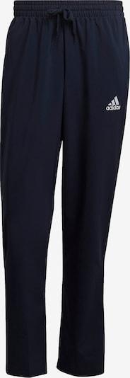 ADIDAS PERFORMANCE Sportbroek in de kleur Marine / Wit, Productweergave