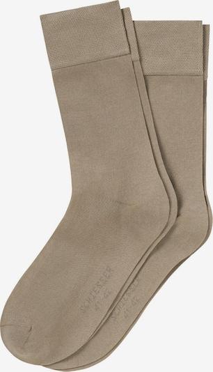 SCHIESSER Socken in beige, Produktansicht
